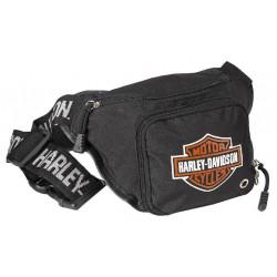 Поясная сумка Harley-Davidson B&S черный
