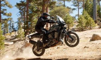 Виртуальная презентация Harley-Davidson PAN America