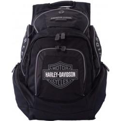 Рюкзак Harley-Davidson B&S Delux чёрный