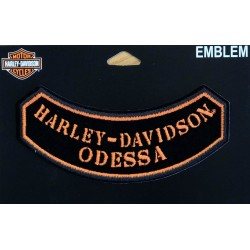 Нашивка Harley-Davidson Odessa