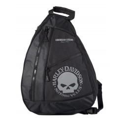 Рюкзак Harley-Davidson Skull серый