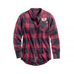 Рубашка №1 SKULL