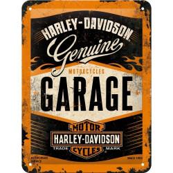 Табличка настенная Garage Logo 15x20
