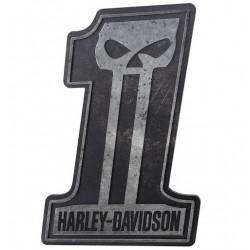 Декоративная настенная вывеска HD #1 Skull