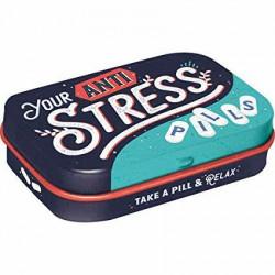 Ментоловые конфеты Anti Stress Pills