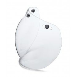 Визор для шлема (bubble) прозрачный